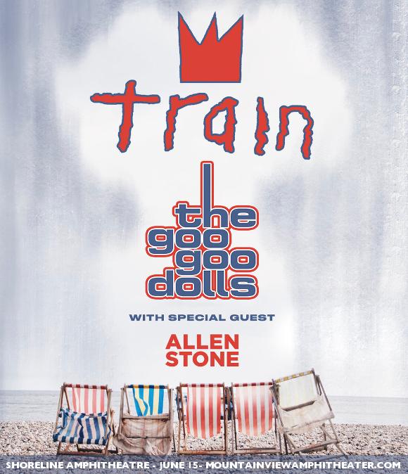 Train, Goo Goo Dolls & Allen Stone at FivePoint Amphitheatre