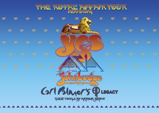 The Royal Affair: Yes, Asia, John Lodge & Carl Palmer's ELP Legacy at FivePoint Amphitheatre