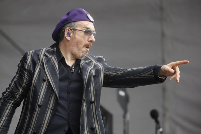 Elvis Costello & Blondie at FivePoint Amphitheatre