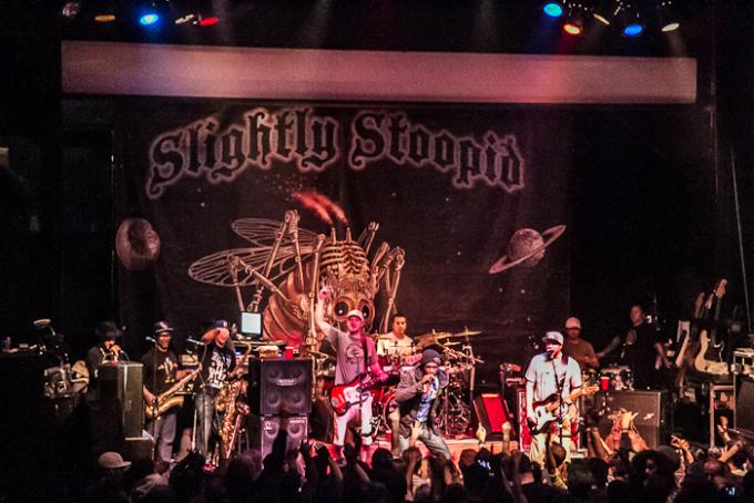 Slightly Stoopid at FivePoint Amphitheatre