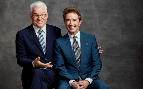 Steve Martin & Martin Short [CANCELLED] at FivePoint Amphitheatre