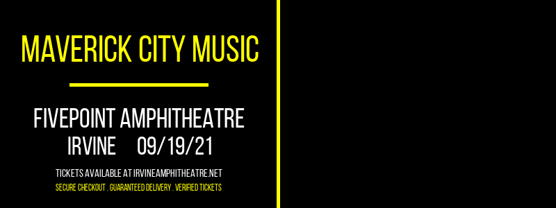 Maverick City Music at FivePoint Amphitheatre