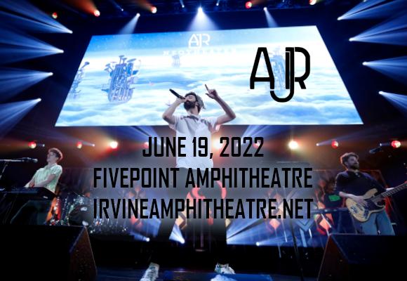 AJR at FivePoint Amphitheatre
