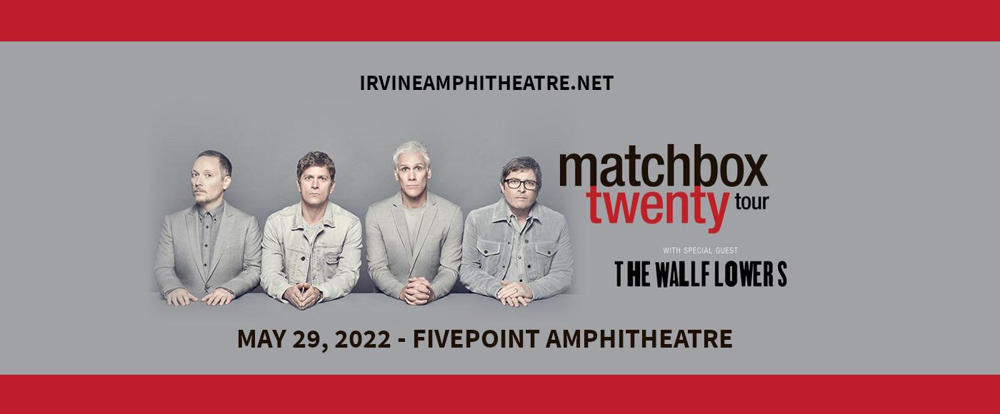 Matchbox Twenty & The Wallflowers at FivePoint Amphitheatre
