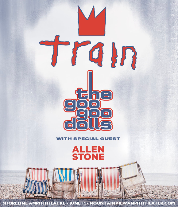Train, Goo Goo Dolls & Allen Stone at FivePoint Amphitheatre