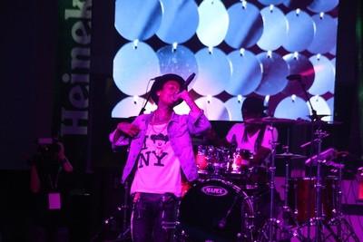 Wiz Khalifa & French Montana at FivePoint Amphitheatre