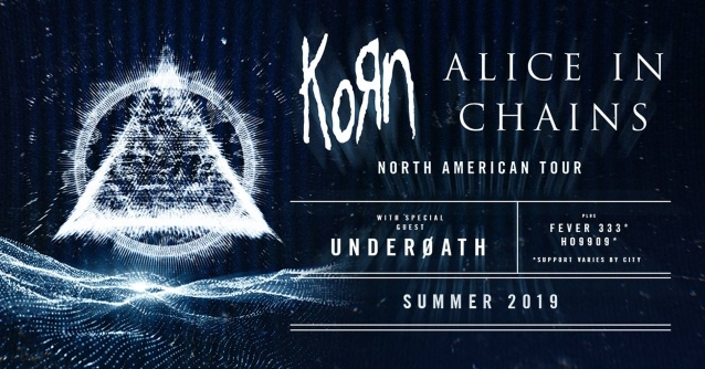 Korn & Alice In Chains at FivePoint Amphitheatre