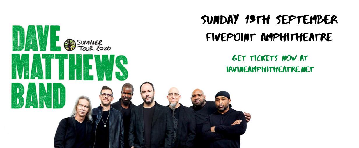 Dave Matthews Band at FivePoint Amphitheatre