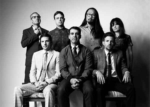 The Avett Brothers at FivePoint Amphitheatre