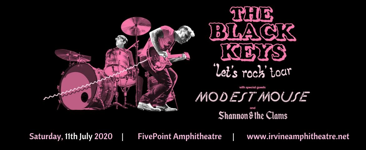 The Black Keys at FivePoint Amphitheatre