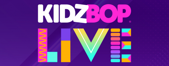 Kidz Bop Live at FivePoint Amphitheatre