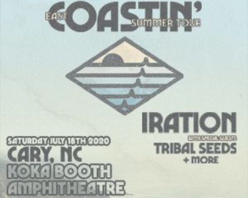 Iration & Tribal Seeds [CANCELLED] at FivePoint Amphitheatre