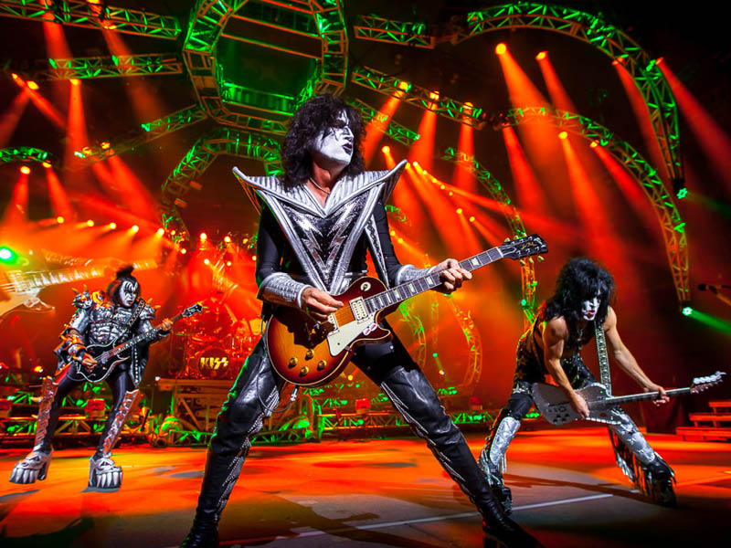 KISS: End Of The Road World Tour at FivePoint Amphitheatre