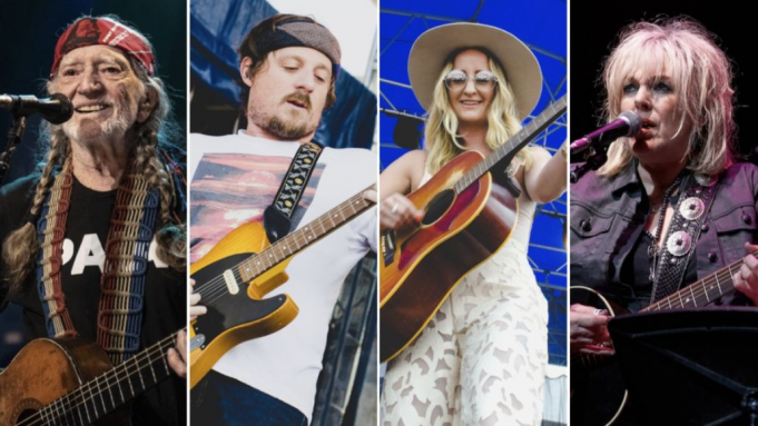 Outlaw Music Festival: Willie Nelson, The Avett Brothers, Gov't Mule & Lucinda Williams at FivePoint Amphitheatre