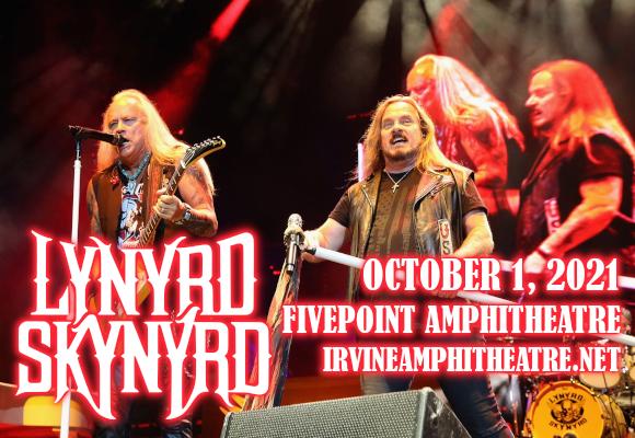 Lynyrd Skynyrd at FivePoint Amphitheatre